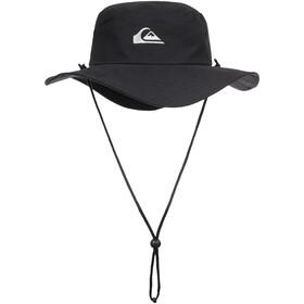 Quiksilver Bushmaster Cappello Uomo, nero